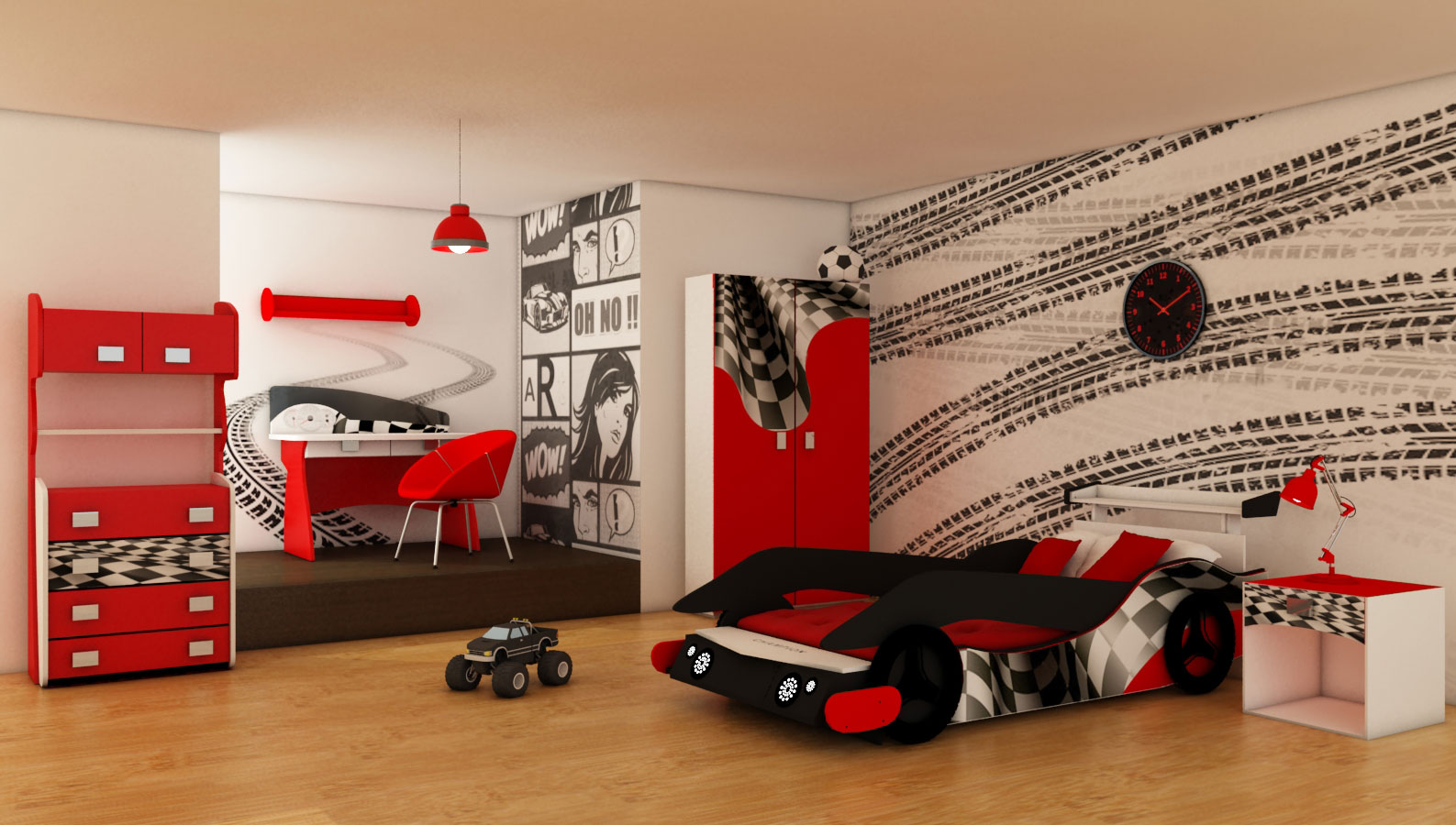 bambinos mobilier d 39 enfant sur mesure au maroc. Black Bedroom Furniture Sets. Home Design Ideas